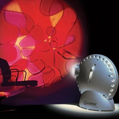 Space Projector met Oliewiel