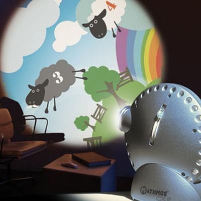 Space Projector met Kleurenwiel (Nieuw!)