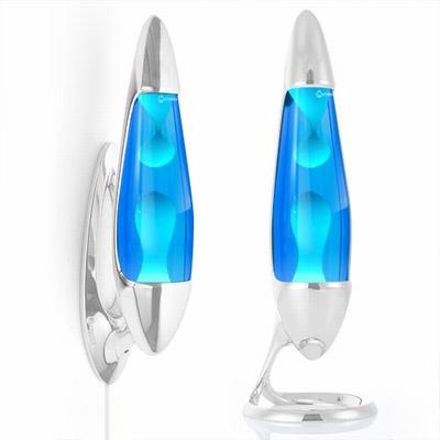 Fles Neo Blauw/Turquoise