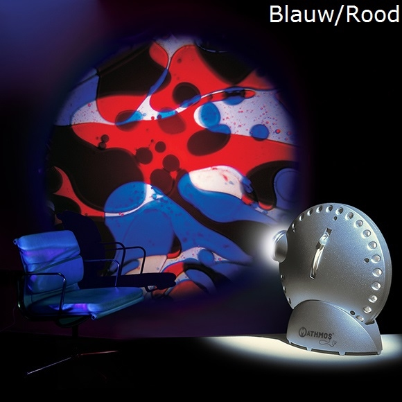 Space Projector met lavalamp effect