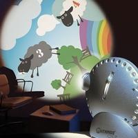 Space Projector met Kleurenwiel
