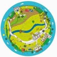 Kleurenwiel Platteland (Nieuw!)