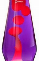Fles Astro Violet/Rood