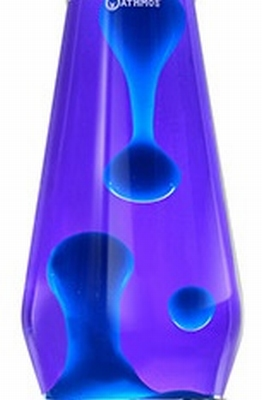 Fles Astro Violet/Turquoise
