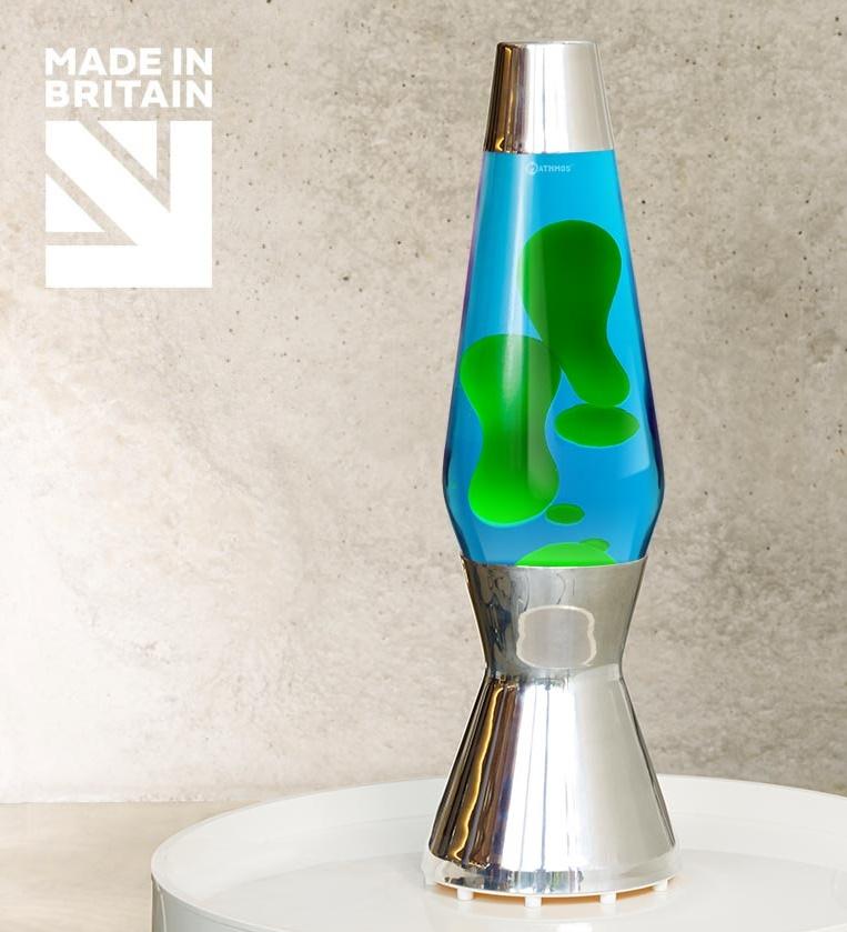 Mathmos Astro Blauw/Groen