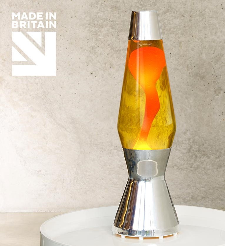 Mathmos Astro Geel/Oranje